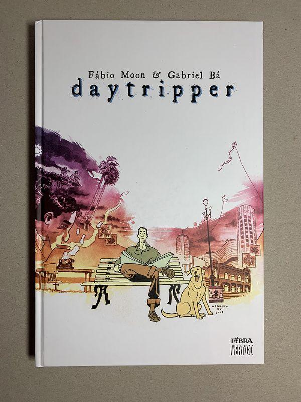 Kolorka specijal 19: Daytripper (Fibra)