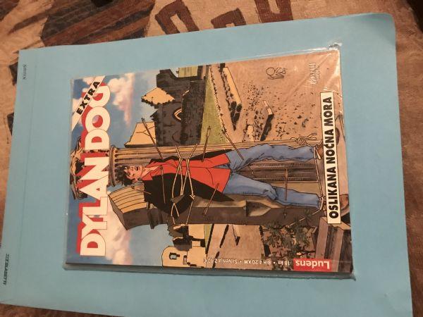 Dylan Dog extra 98 - Oslikana noćna mora