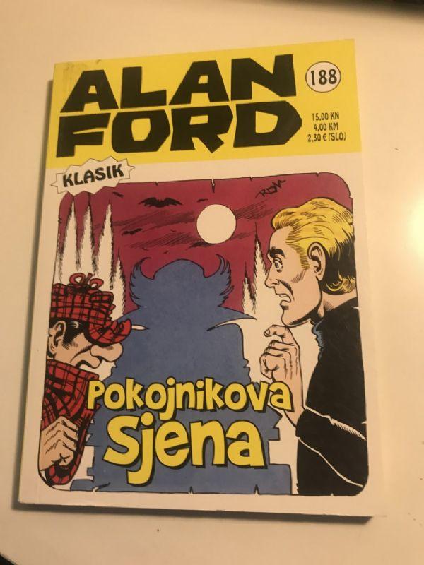 ALAN FORD Klasik # 188