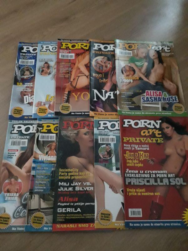 Porn-art  veliki - magazin za odrasle (-5/5)