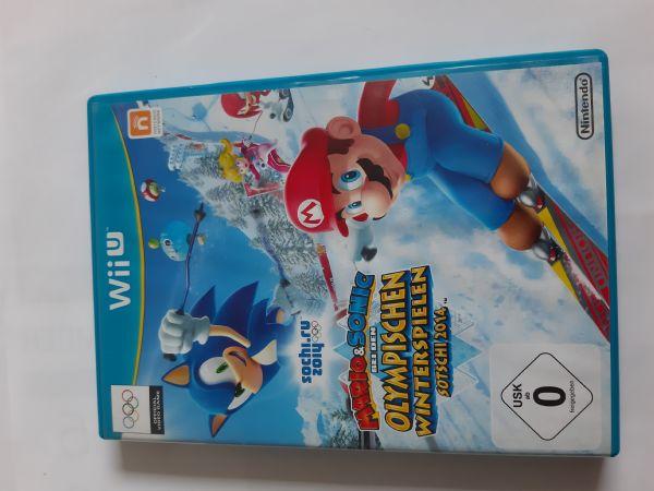 Mario & Sonic at the Sochi 2014 Olympic Winter Games za Wii U