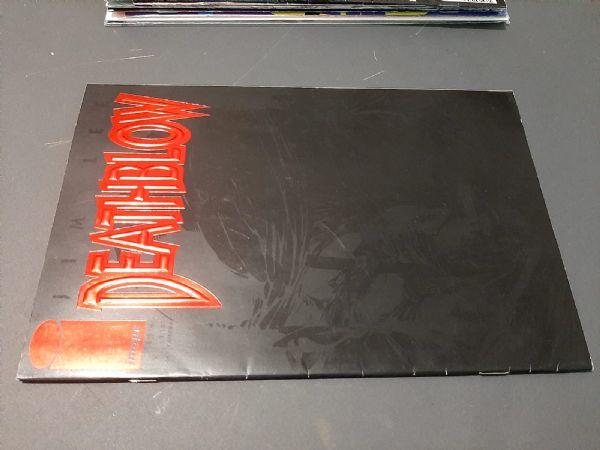 Deathblow 1 ,svesčica