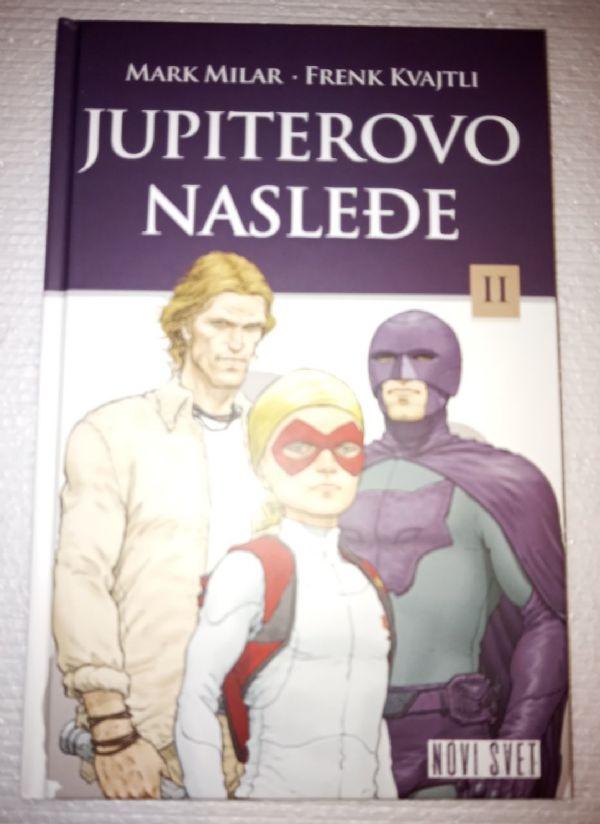 Jupiterovo nasleđe knjiga 2 Čarobna knjiga