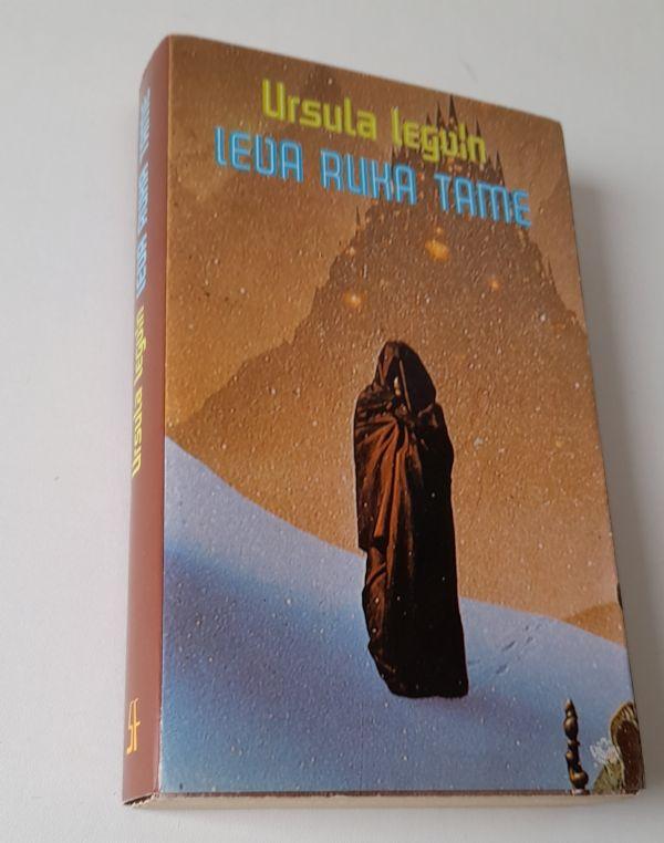Ursula Leguin  Leva ruka tame