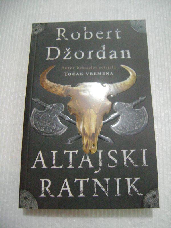 ALTAJSKI RATNIK - ROBERT DŽORDAN - LAGUNA