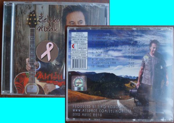 CD: Željko Hižak Mirišu ruže