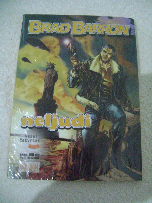 BRAD BARRON 1 - NELJUDI - VESELI ČETVRTAK
