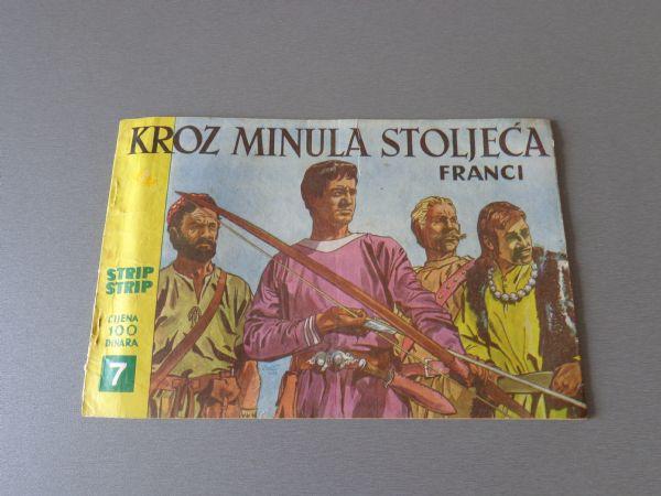 KROZ MINULA STOLJEĆA Br 7  FRANCI J.RADILOVIĆ  1963 GOD.  ( 4 )