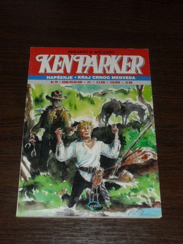 Ken Parker SC br. 10 Hapšenje - Kraj Crnog medveda (5)