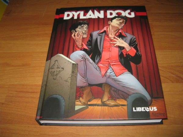DYLAN DOG Libellus 11