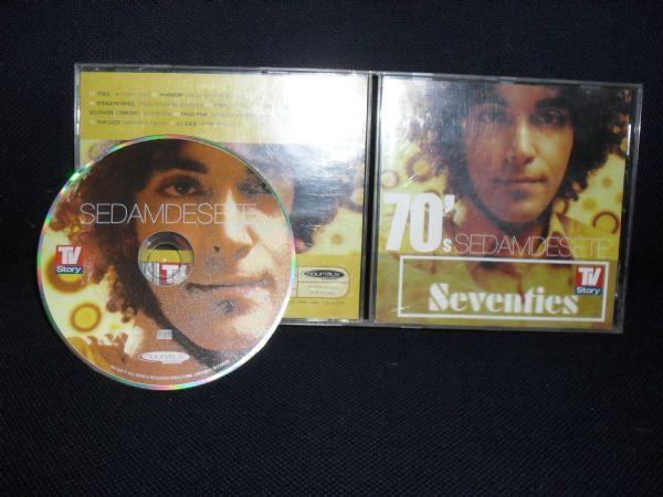 CD SEDAMDESETE  -  SEVENTIES