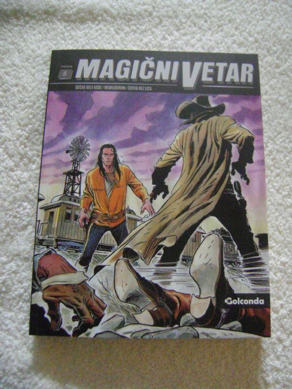 MAGIČNI VETAR KNJIGA 8 - GOLCONDA