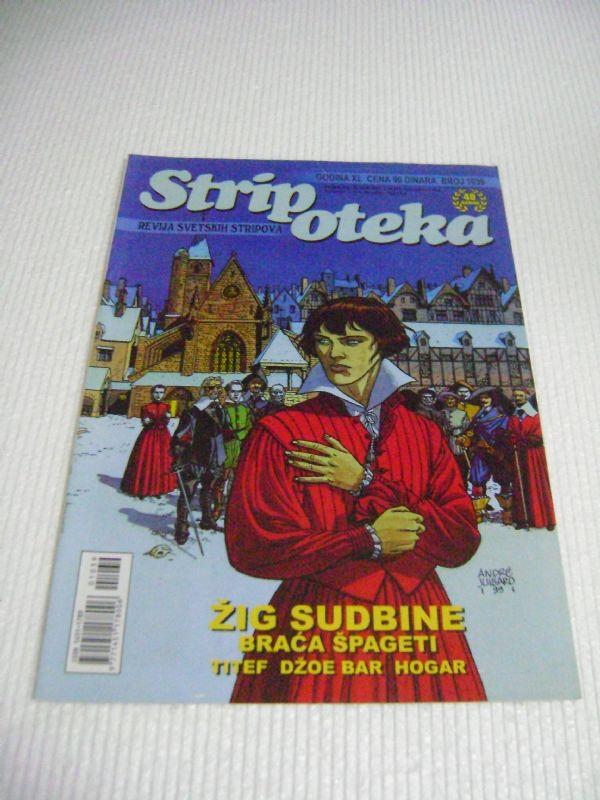 STRIPOTEKA 1039