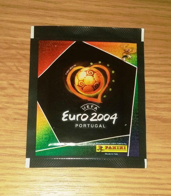 Panini - Euro 2004