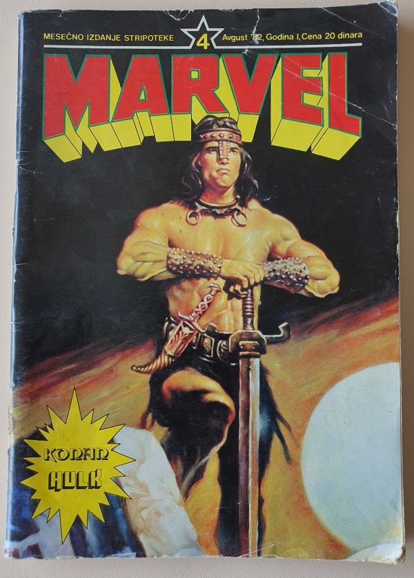 Marvel 4 (Forum-Marketprint)