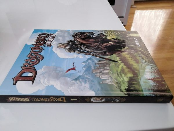 Dragonero magazin libellus