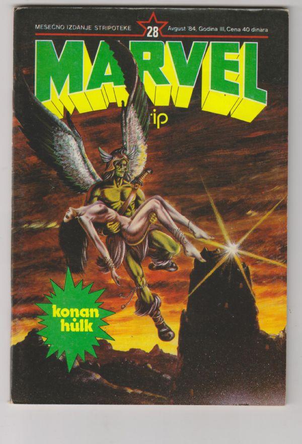 MARVEL  28 mali                 MP                                  (5)