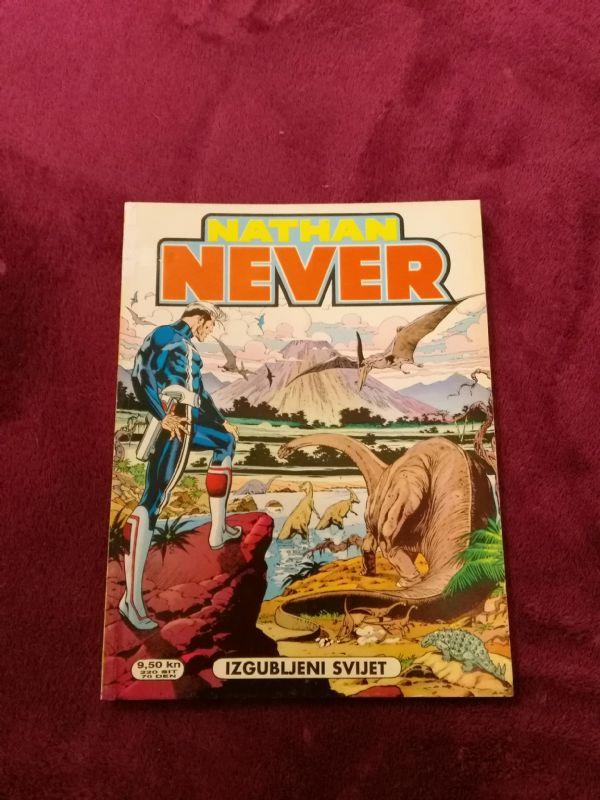 Nathan Never SD - br. 21 - Izgubljeni svijet (4+/5-)