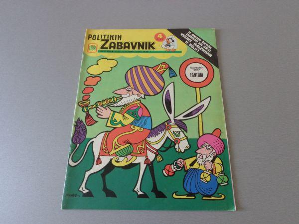 POLITIKIN ZABAVNIK Br 1199  1974 GOD.  ( 4+ / -5 )