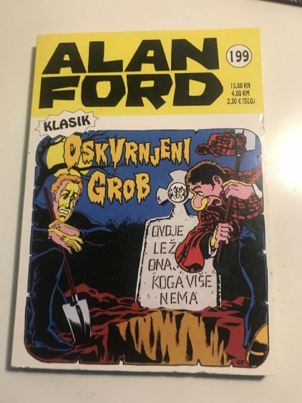 ALAN FORD Klasik # 199