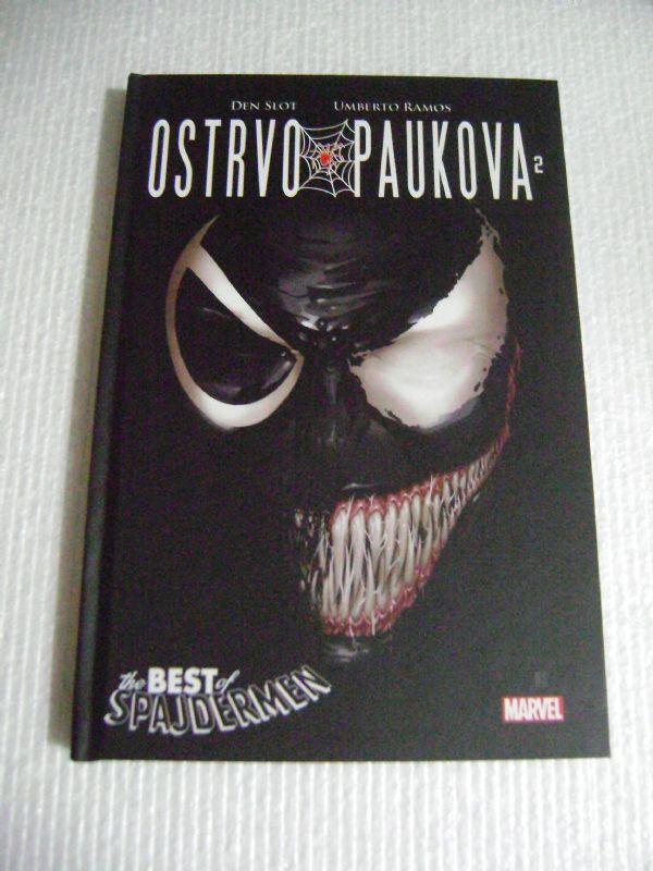 OSTRVO PAUKOVA 2 - ČAROBNA KNJIGA