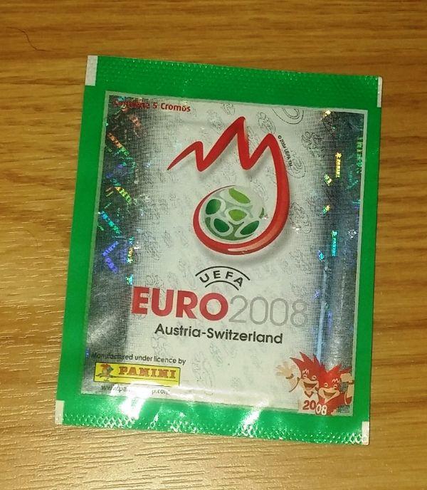 Panini - Euro 2008