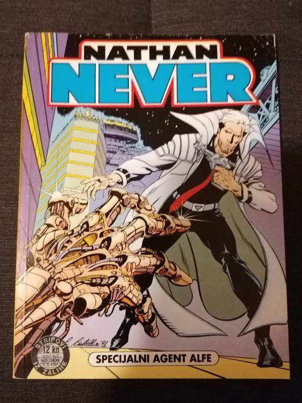 Nathan Never (SD) broj 1