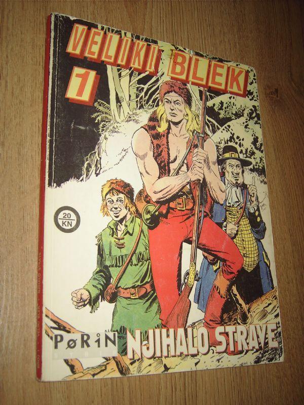 BLEK PORIN BR.1  NJIHALO STRAVE  (4+)