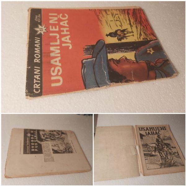 Crtani romani br 69 veoma stari strip za 5kuna