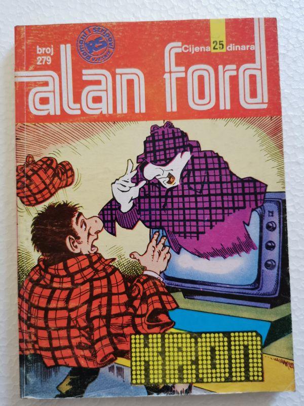 ALAN FORD br. 279