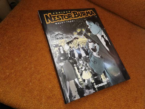 Nestor Burma br 2