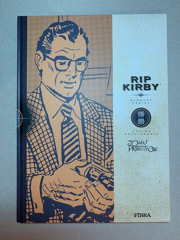 Rip Kirby 19 (Fibra)