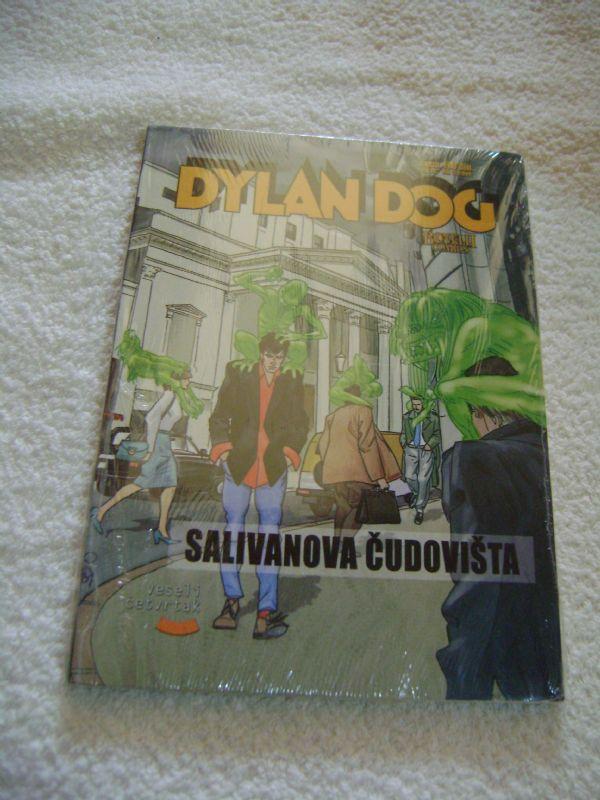 DYLAN DOG 44 - SALIVANOVA ČUDOVIŠTA - VESELI ČETVRTAK