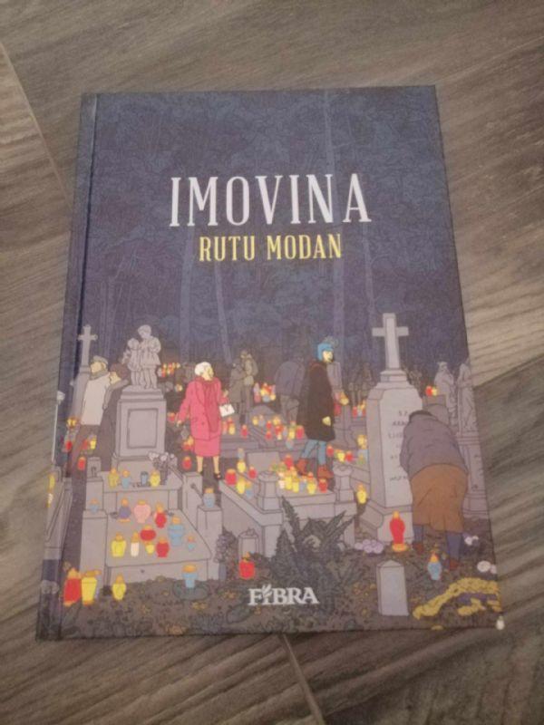 Imovina (Kolorka specijal 11) - Fibra
