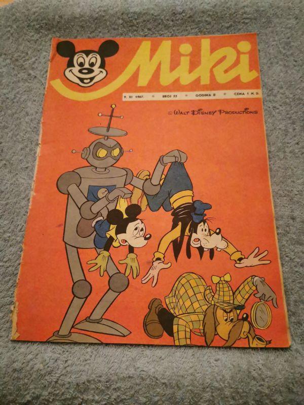 Miki broj 55