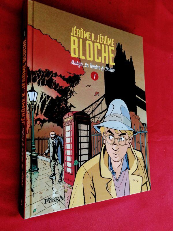 FIBRA INTEGRAL br 1  Jerome Bloche  (-5/5)