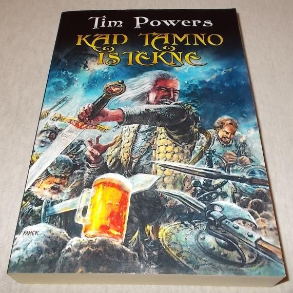 Kad tamno istekne - Tim Powers