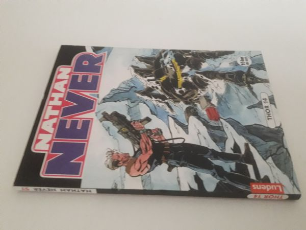 Nathan Never Ludens 57 - Thor 14