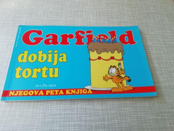 GARFIELD Bookglobe 5