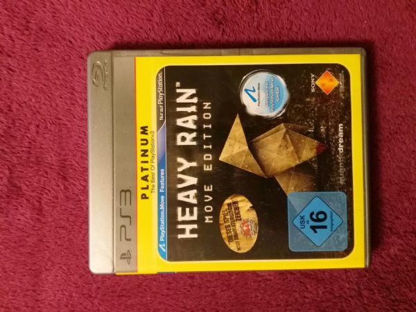 Playstation 3 igra Heavy Rain