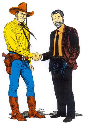 Tex Willer & Claudio Villa