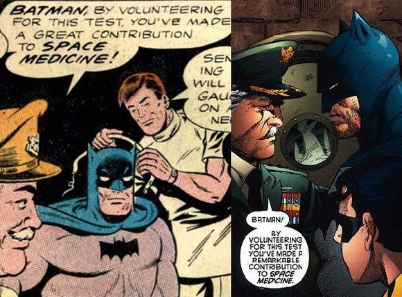 Prvi batmanov strip