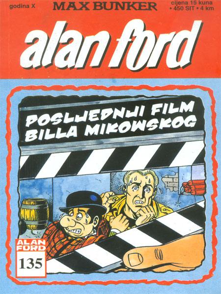 Posljednji film Billa Mikowskog