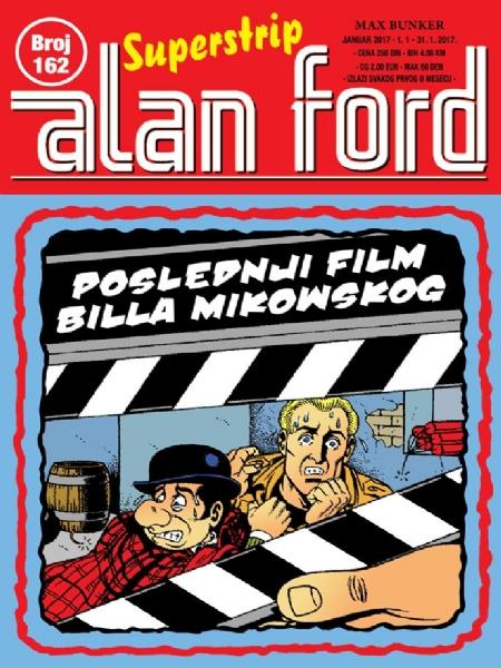 Poslednji film Billa Mikowskog