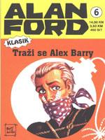 Traži se Alex Barry