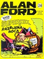 Superhik razbijena boca