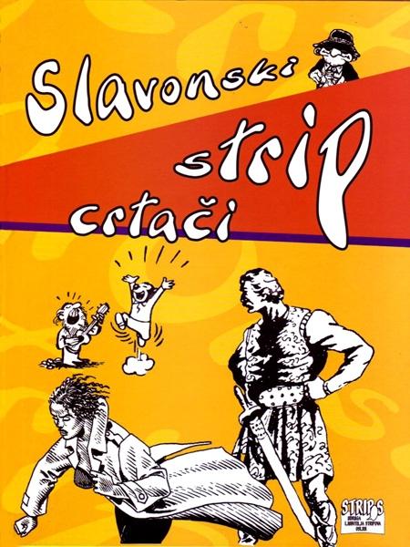 Slavonski strip crtači