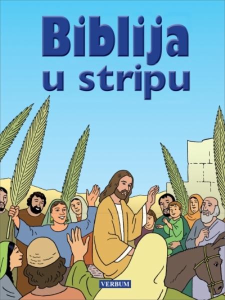 Biblija u stripu