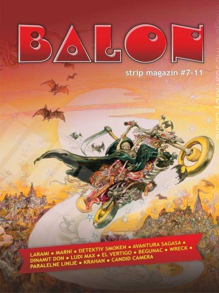 Balon #7-11