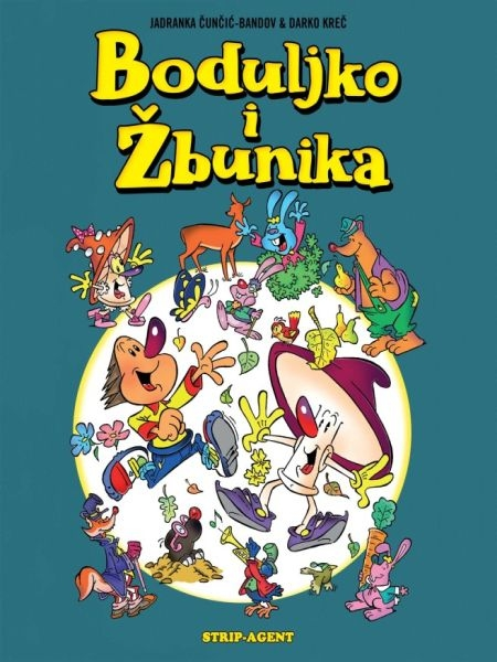 Boduljko i Žbunika